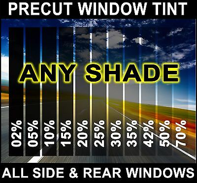 $ CDN33.93 • Buy Nano Carbon Window Film Any Tint Shade PreCut All Sides & Rears For MAZDA Glass