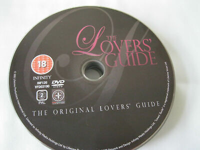 The Lovers' Guide: The Original Lovers Guide  DVD • 2.05£