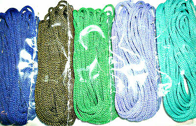 3mm Cushion Piping Cord, X 5mtrs, Various Colours Available, Free P&p • 2.99£