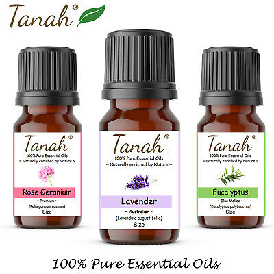 AU18.50 • Buy 🍀 Tanah Essential Oil Company ~ 100% Pure Essential Oils ~ Many Sizes Available