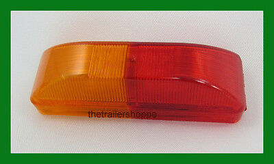 $9.95 • Buy Maxxima Red Amber 8 LED Fender Marker Light Enclosed Trailer M20350RY