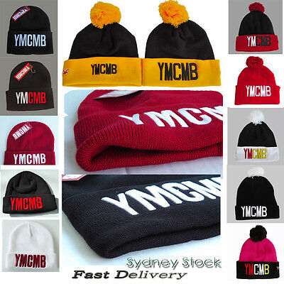 AU17.99 • Buy YMCMB Beanie One Size Fits All