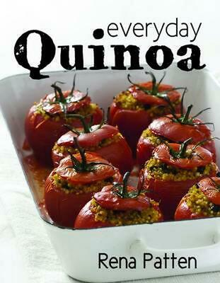AU33.81 • Buy Everyday Quinoa By Rena Patten (English) Hardcover Book Free Shipping!
