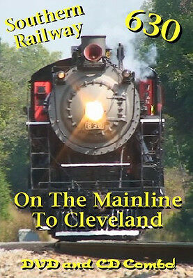 £14.20 • Buy Railroad DVD: Southern Railway 630 On The Mainline Without Diesels