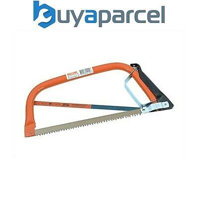 £16.99 • Buy Bahco 9-12-51/3806-Kp Pruning Bowsaw With Extra Blade 12IN 300mm Bow Saw Hacksaw