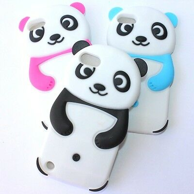 £5.77 • Buy IPod Touch 5th & 6th Gen - Soft Silicone Rubber Case Cover Panda Bear Accessory