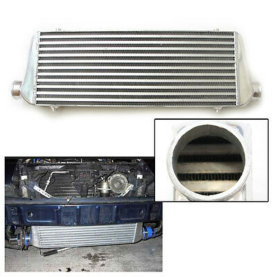 $168 • Buy REV9  UNIVERSAL TYPE-WX TURBO INTERCOOLER FMIC 30x10X3 /2.75  IN & OUT  / 500HP