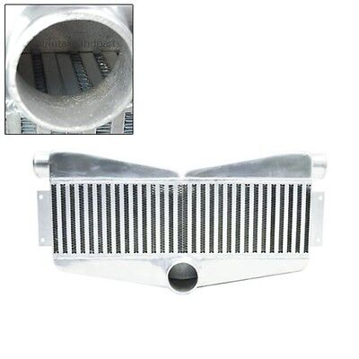 $266 • Buy Rev9 V2 Universal Twin Turbo Intercooler Fmic 27x13x3.5 400-800hp 2 In 1 Out