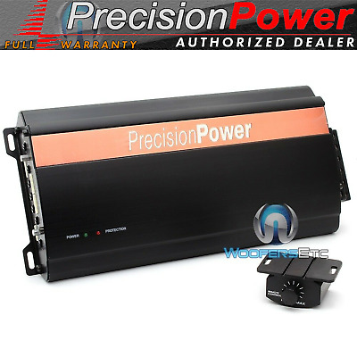 $ CDN308.76 • Buy PRECISION POWER I640.5 5-CHANNEL 640W RMS COMPONENT SPEAKERS SUBWOOFER AMPLIFIER