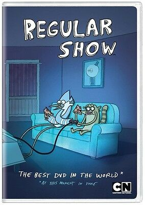 Regular Show: Vol. 2-Best Dvd In The World At This (2012, REGION 1 DVD New) • 9.34£