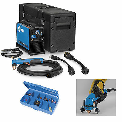 $2155 • Buy Miller Spectrum 625 X-Treme Plasma Cutter W/ 12ft Torch (907579) And Accessories