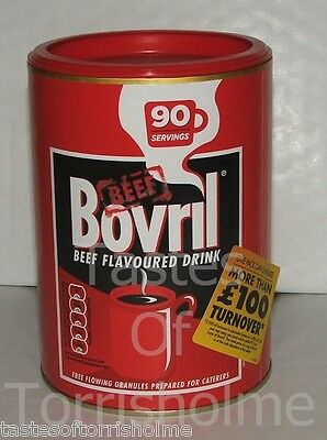 £17.95 • Buy 450g Resealable Tub Catering Size Bovril Beef Granules Instant Hot Drink