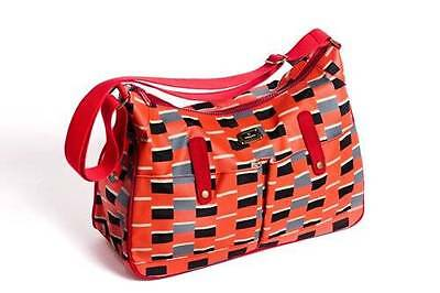 Caboodle Everyday Baby Nappy Changing Change Bag Red Pisa New • 19.99£