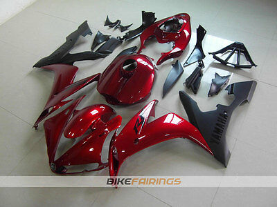 AU710 • Buy ABS Fairing Fit For YAMAHA R1 2004 2005 2006 Candy Red