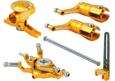 £36.27 • Buy Microheli Blade 130 X CNC Power Package (GOLD) 130X