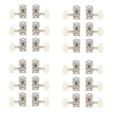 $15.65 • Buy 24pcs String Tuning Peg Tuner Machine Head For Acoustic Guitar