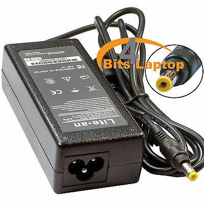 £7.26 • Buy HP 530 550 620 625 18.5V 3.5A 65W Yellow Pin Compatible Laptop Adapter Charger