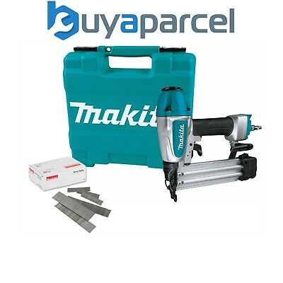 £91.19 • Buy Makita AF506 18g Gauge Brad Air Pin Nailer With 30mm 18g Nails And Accessories