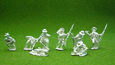 28mm American Civil War ACW Casualty   Set In Slouch Hat. • 8£