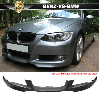 a082896341d Fits 07-10 BMW E92 E93 Only 3-Series Front Bumper Lip Spoiler Bodykit