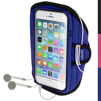 Running Jogging Sports Armband For Apple IPhone 6 & 6S 4.7  Fitness Gym Cover • 1.99£