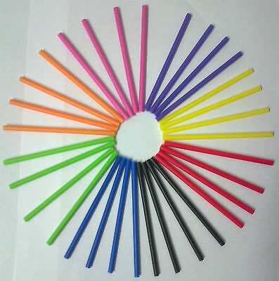 £2.10 • Buy Plastic Cake Pop Sticks Lollipop Lolly Craft Lollies