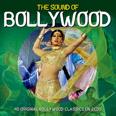 £5.03 • Buy Sound Of Bollywood BEST OF 40 SONGS India Hindi Cinema Film Music NEW 2 CD