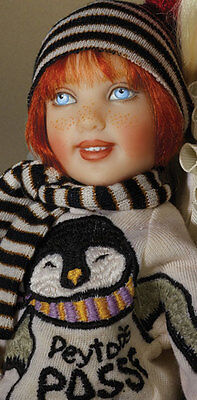 Peyton ~ Handpainted Doll By Helen Kish ~ Limited Edition 300!! • 345£