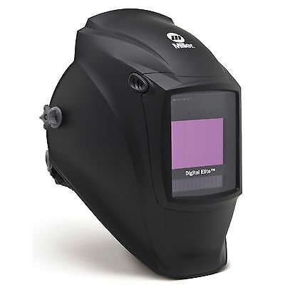 $ CDN323.69 • Buy Miller Black Digital Elite Auto Darkening Welding Helmet (281000)
