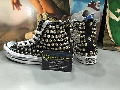 eace53447a converse all star nere borchie