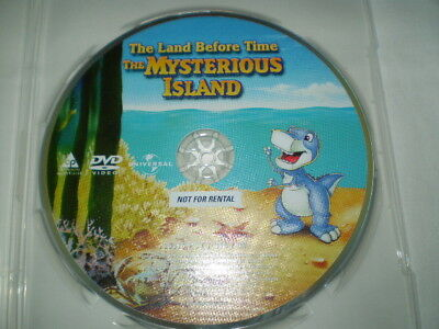 £1.75 • Buy The Land Before Time 5 - The Mysterious Island {dvd}