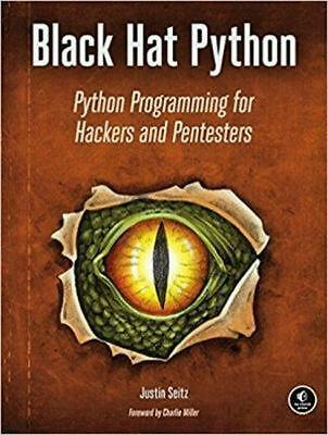 AU50.49 • Buy Black Hat Python: Python Programming For Hackers And Pentesters By Justin Seitz