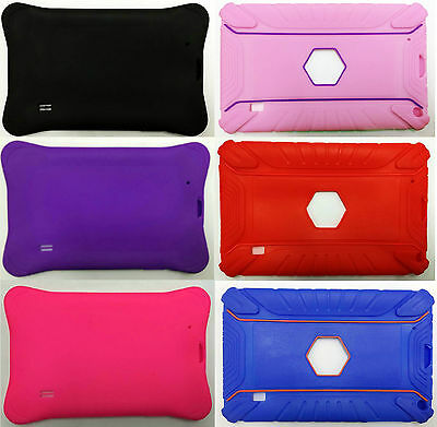 £4.99 • Buy 9  INCH Heavy Duty SILICONE RUBBER CASE FOR ANDROID TABLET ALLWINNER A13 A23 Q88