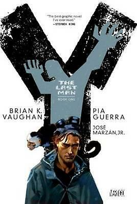 AU35.67 • Buy Y: The Last Man By Brian K. Vaughan (English) Paperback Book Free Shipping!