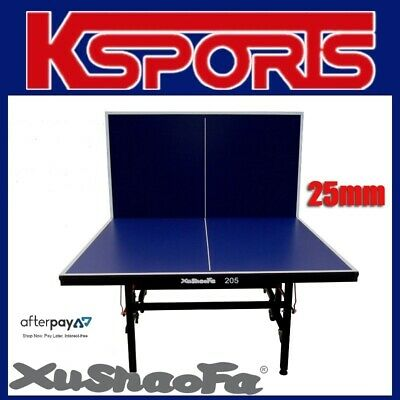 AU690 • Buy Xu Shao Fa 25mm Table Tennis Table Ping Pong Table - PROFESSIONAL SIZE