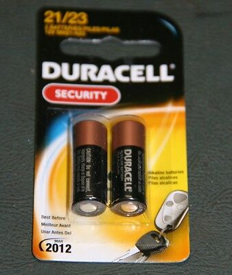 $ CDN130.89 • Buy 35? EACH! Durocell 21 23 Security Batteries MN21B2 BEST BY MAR 2012 LOT 72 Cards