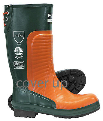 Skellerup Euro Forester Super Safety Chainsaw Class 3 Wellingtons Wellies Boots • 66.95£