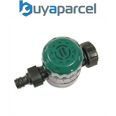 Water TIMER01 No Battery Manual Hose Timer Auto Watering Hozelock Compatible • 11.49£