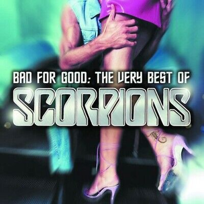 £8.64 • Buy Scorpions - Bad For Good: The Very Best Of Scorpions [New CD]