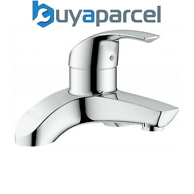 Grohe 25098 Eurosmart Deck Mounted Bath Filler Tap For Low Pressure Systems • 130.94£