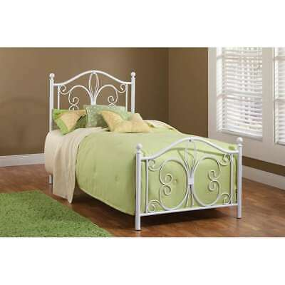 $109 • Buy Hillsdale Ruby Headboard Twin Rails Not Included, Textured White - 1687-340