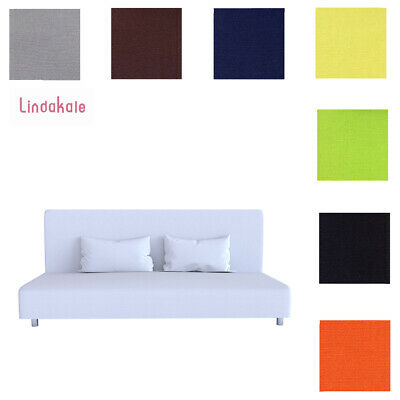 Custom Made Cover Fits IKEA Beddinge Sofa Bed, Hidabed Replace Cover, 39 Fabrics • 88.67£