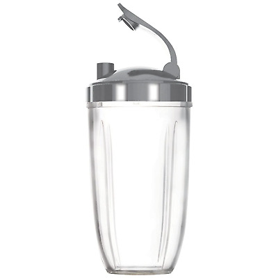 AU20.99 • Buy For Nutribullet Colossal Large Big Cup + Fliptop Lid - 600 & 900 Models