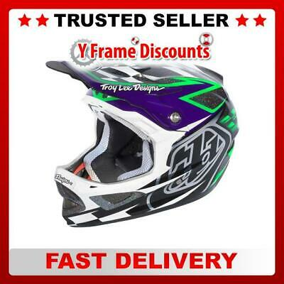 TroyLee D3 Visor Team Black Green • 45.09£