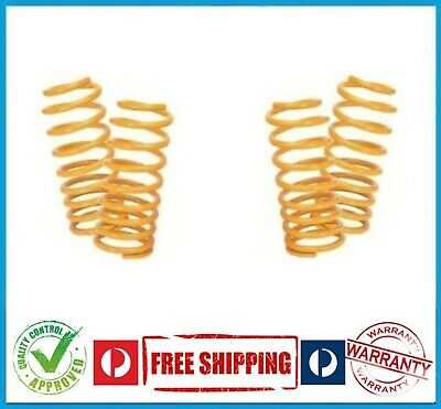 AU440 • Buy Jeep Grand Cherokee Zg-zj 96-99 Front Coil Springs/rear Coil Spring Kit - 100kg