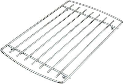 £11.99 • Buy S/Steel Large Chrome Trivet With Handle Heat Hot Pot Sauce Pan Holder Stand