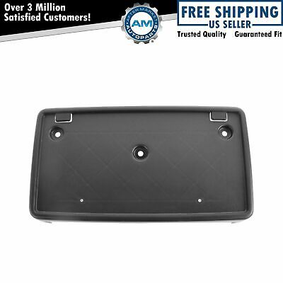 $40 • Buy OEM 55255992AC Bumper Mounted License Plate Bracket Front For 02-04 Jeep Liberty