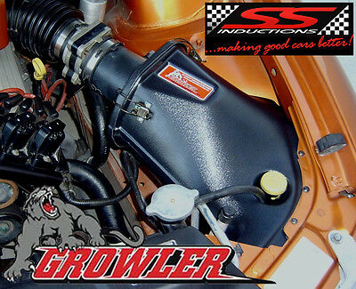AU589 • Buy Holden Commodore Vt Vx Vu Vy V6 Ecotec 3.8 Ss Inductions Growler Cold Air Intake