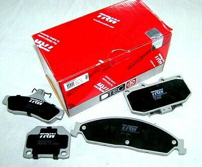 AU93.50 • Buy For Toyota Corolla AE86 Coupe GTS 85-86 TRW Rear Disc Brake Pads GDB946