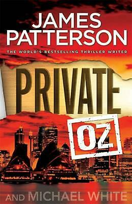 AU22.21 • Buy Private Oz By James Patterson (English) Paperback Book Free Shipping!